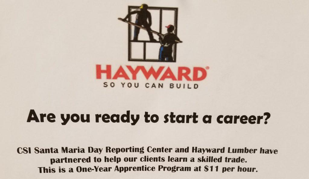 Csi Breaking Ground With Hayward Lumber